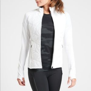 Athleta Flurry Force Insulated PrimaLoft Jacket